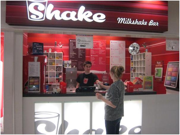 Milkshake Bars