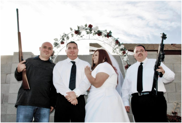 Police unit set up to control unruly wedding guests