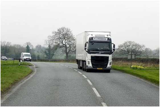 What behaviors do HGV drivers find incredibly frustrating on the road?